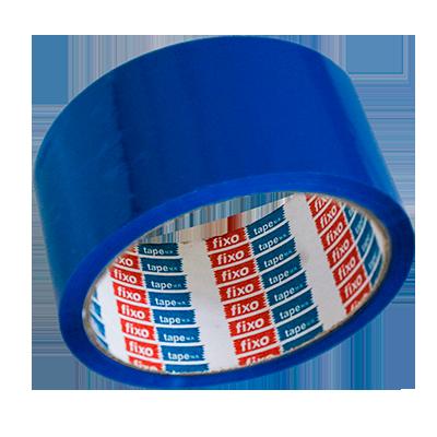 Cintas de embalaje azul